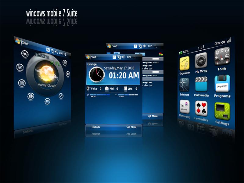 скачать Windows 7 мобильный - фото 10