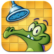 Игра Where's My Water? выбилась в лидеры Top 25 App Store